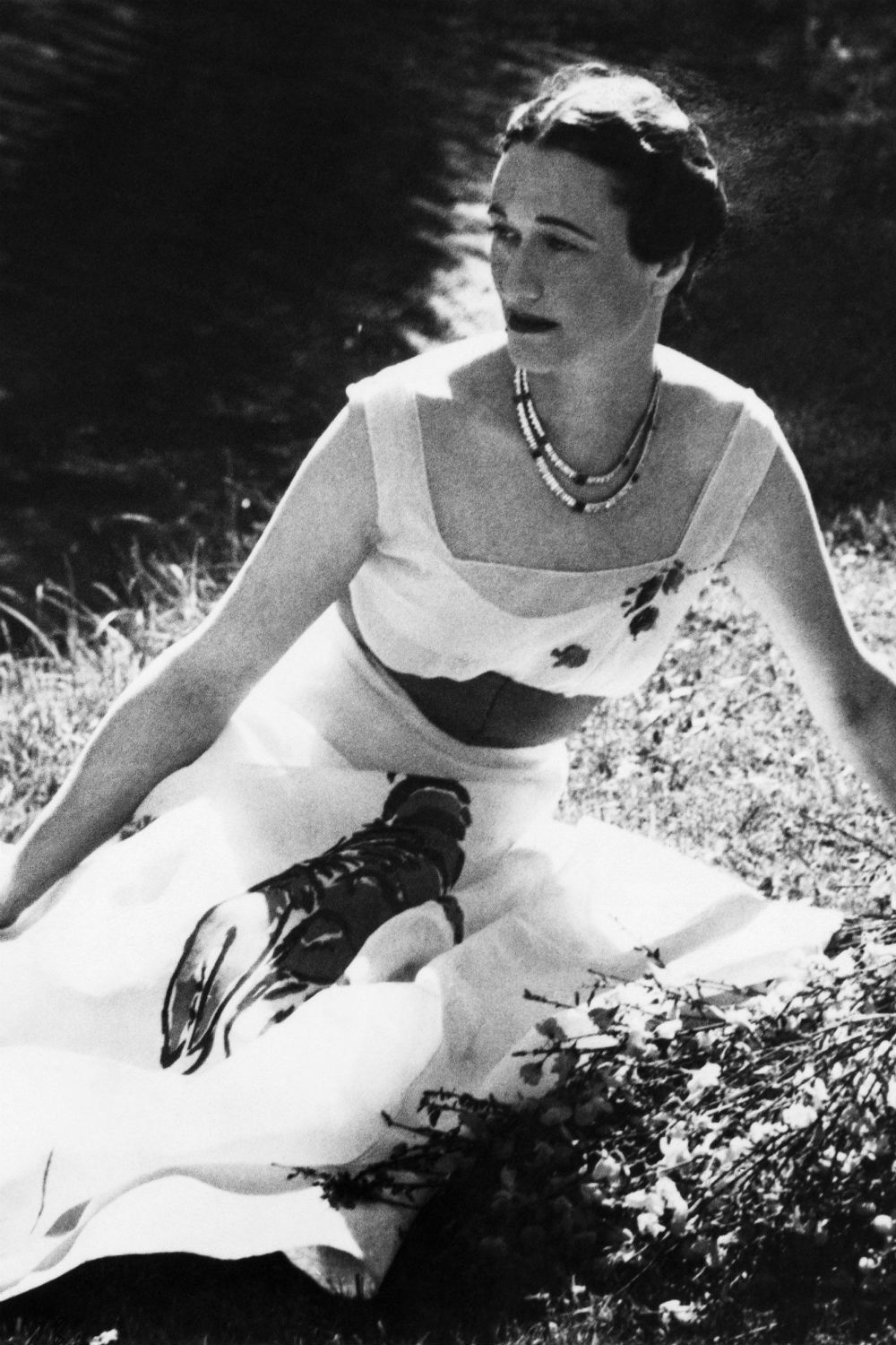Wallis Simpson 1930s fashion icons