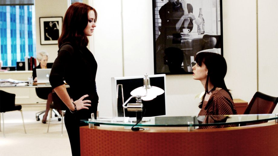 devil wears prada film still job interview questions