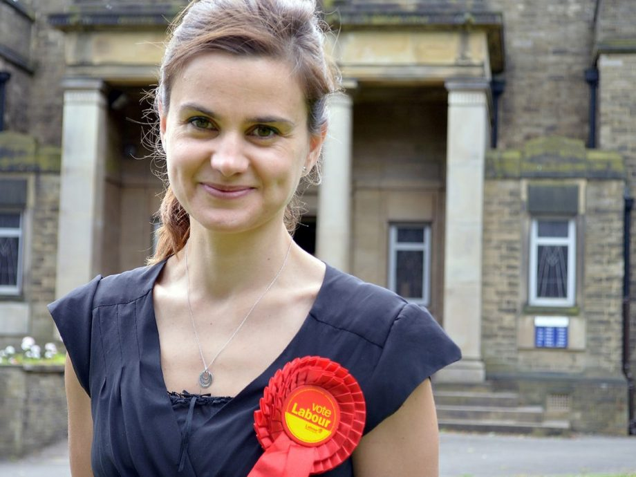 Pictures of Jo Cox