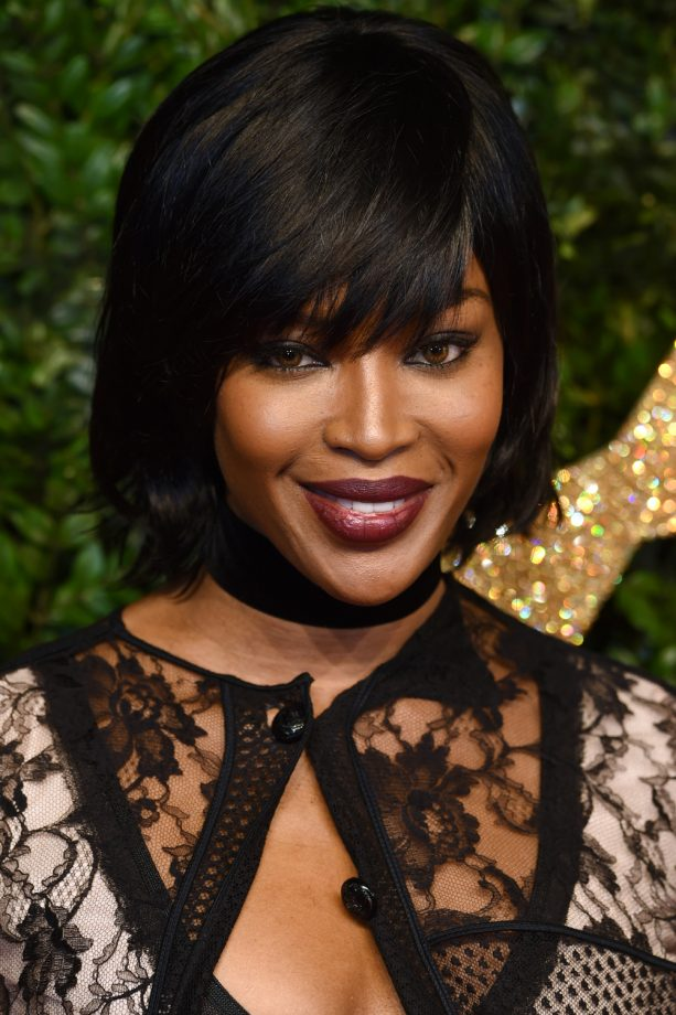 Bob hairstyles the best celebrity bobs to inspire your hairdo naomi campbell bob hairstyle urmus Images