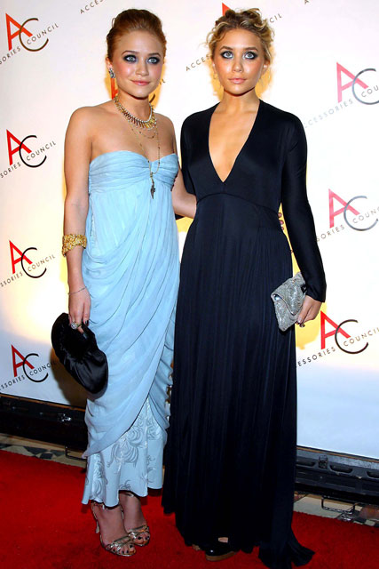 Mary Kate And Ashley Olsen Style Highs Lows Celebrity Fashion