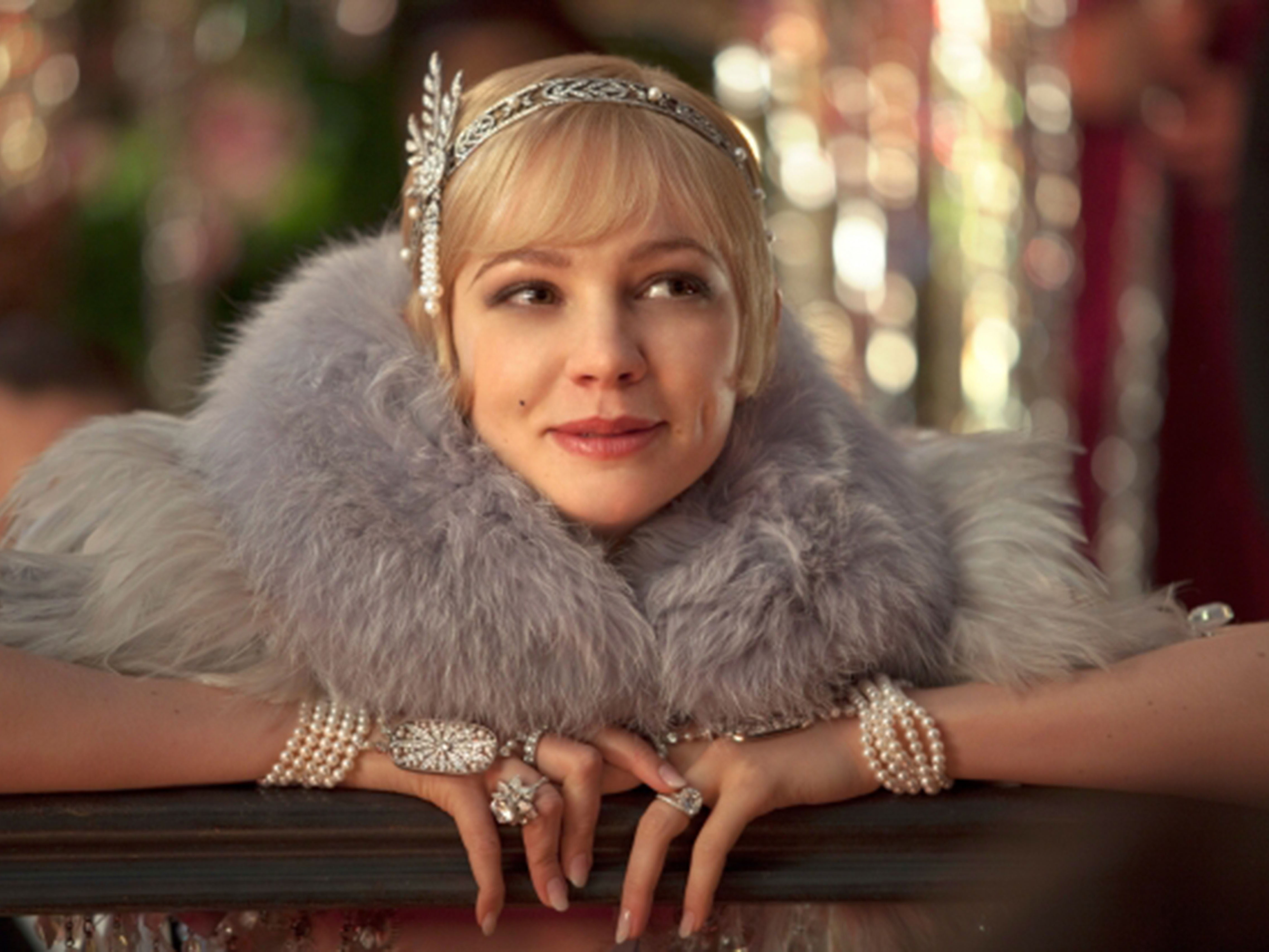 1920s make-up beauty tutorial: How to get the Great Gatsby look
