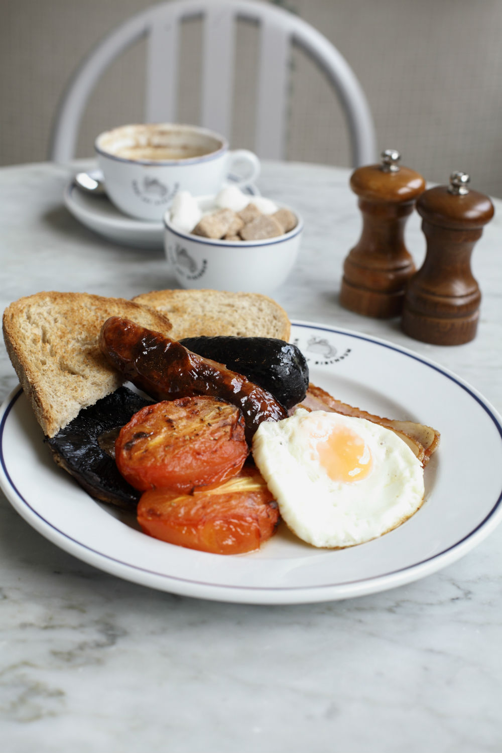 londons best breakfasts