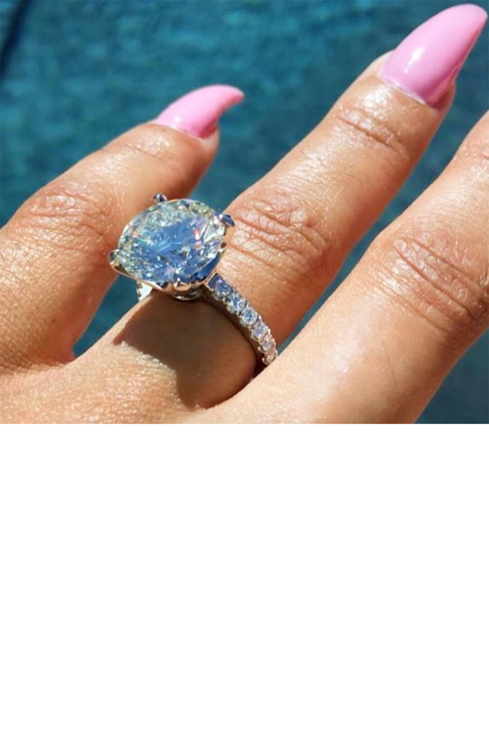 single working ring while sex wearing an love engagement woman finger popsugar rings