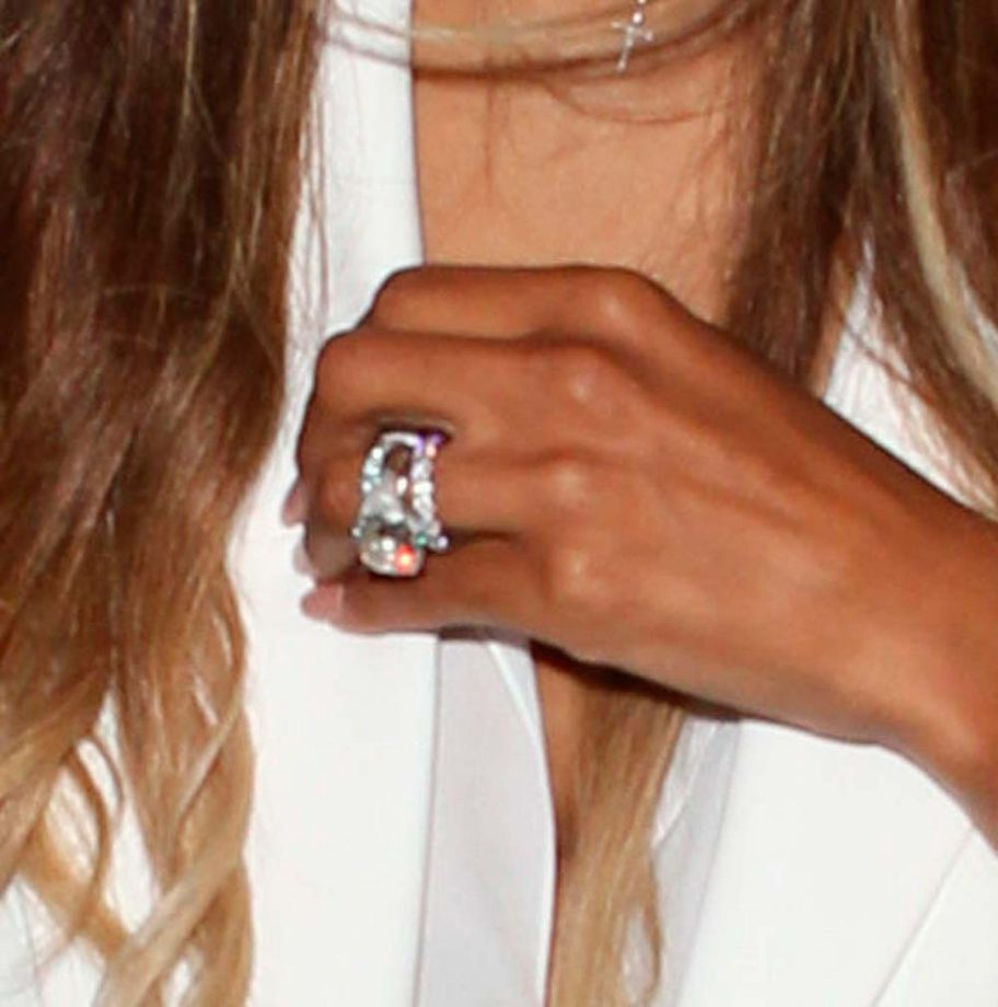 743b02ef9a3c0 Celebrity Engagement Rings We Can't Help But Fall In Love With