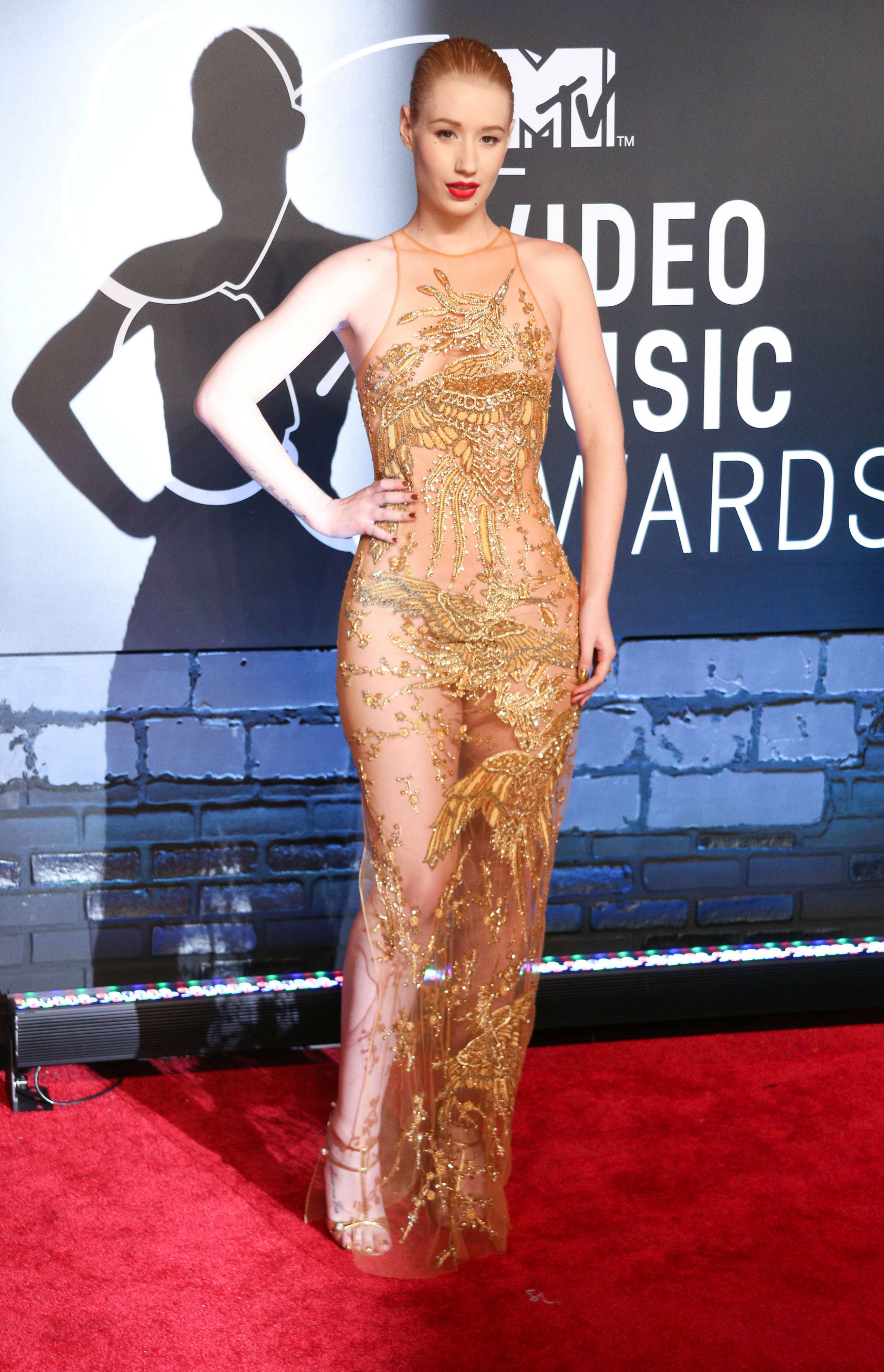 The Year in Naked Dresses: The 25 Most Revealing Red Carpet Gowns of2013