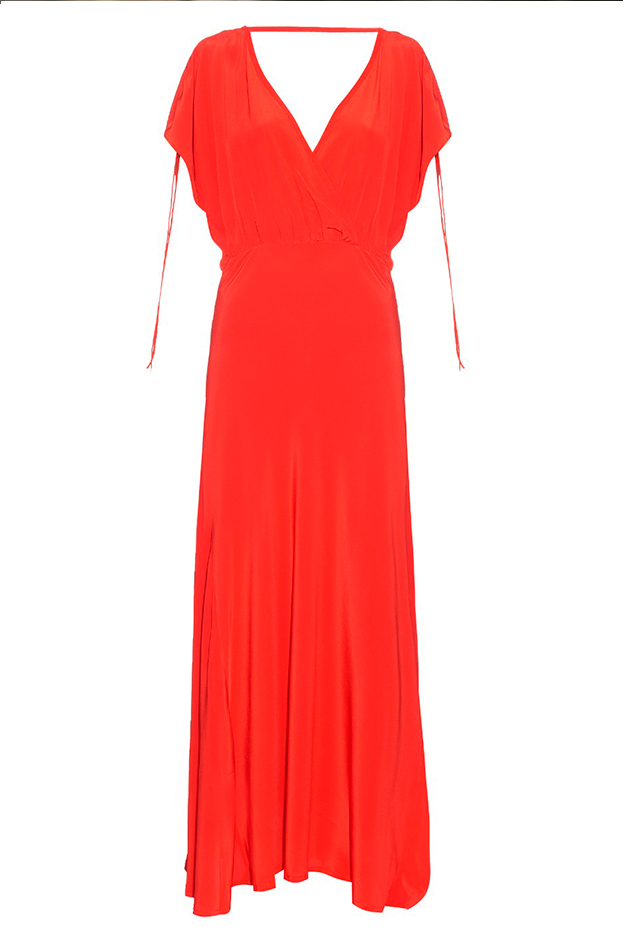 Red summer dress uk racing