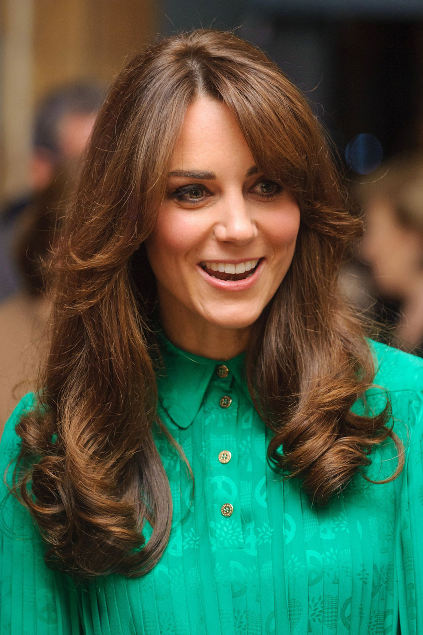 Kate Middleton Hair History: The Duchess of Cambridge's ...