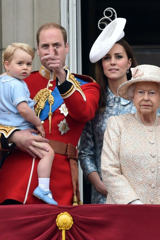 Kate Middleton Prince George outfits
