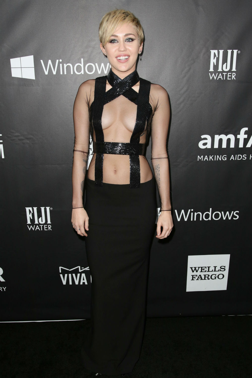 Kendall Jenner Wore One Piece of String to the Met Gala
