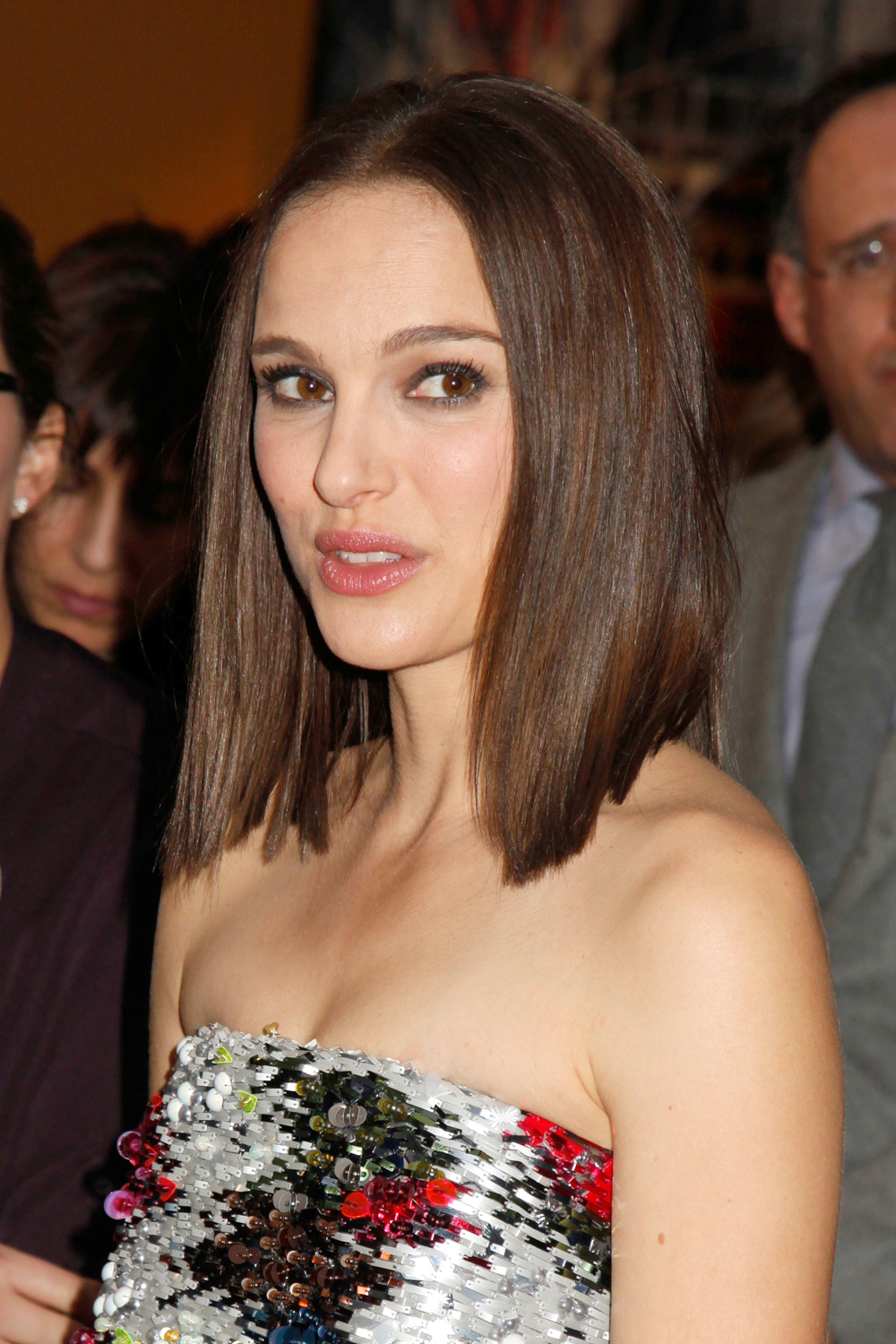 10 Lessons Ive Learned From Natalie Portman Hairstyles Natalie