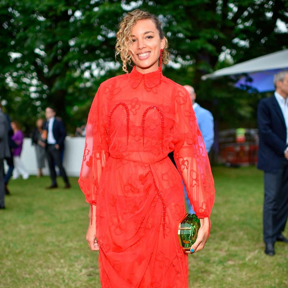 Phoebe Collings James, Serpentine Summer Party, July 2016