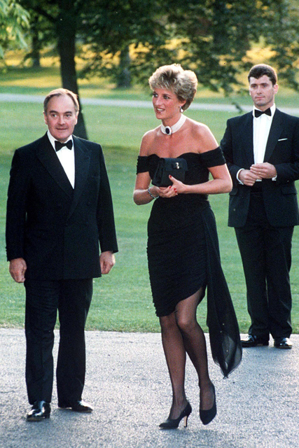 Princess Diana's Most Iconic Style Moments From Revenge ...