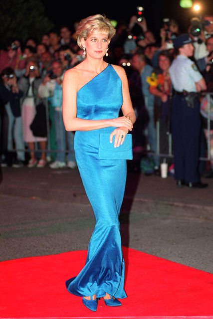 Princess Diana\'s Most Iconic Style Moments From Revenge Dress To Wedding
