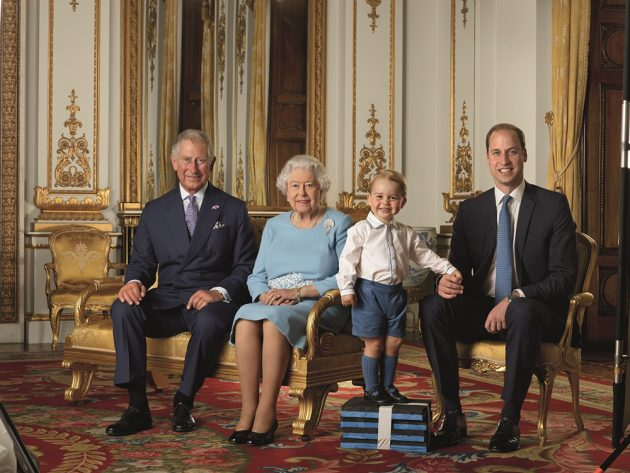 Royal Stamp Prince George