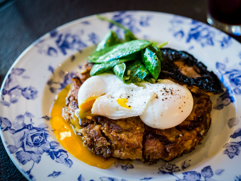 best breakfasts london