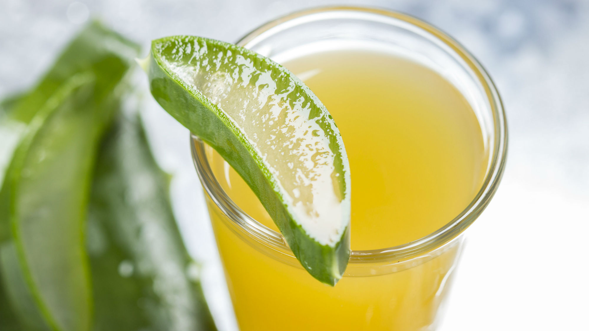 how to make aloe vera juice at home video