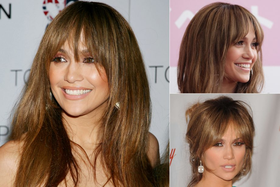 Celebrity Hairstyles Featuring Fringe Bangs - LiveAbout
