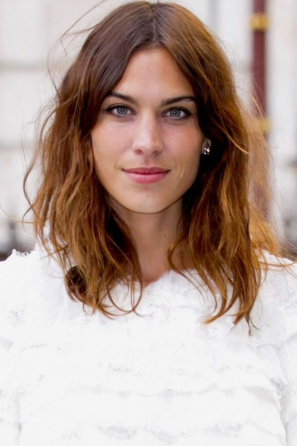 Hairstyles For Medium Length Hair 2019 To Take Straight To