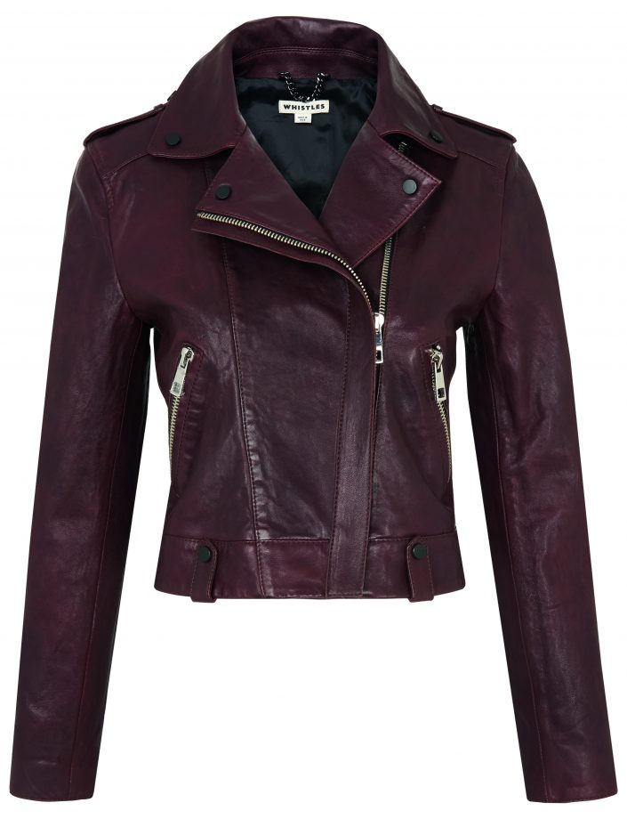 3a8f10288834ad Leather Jackets  Shop Spring s Coolest Cover-Up