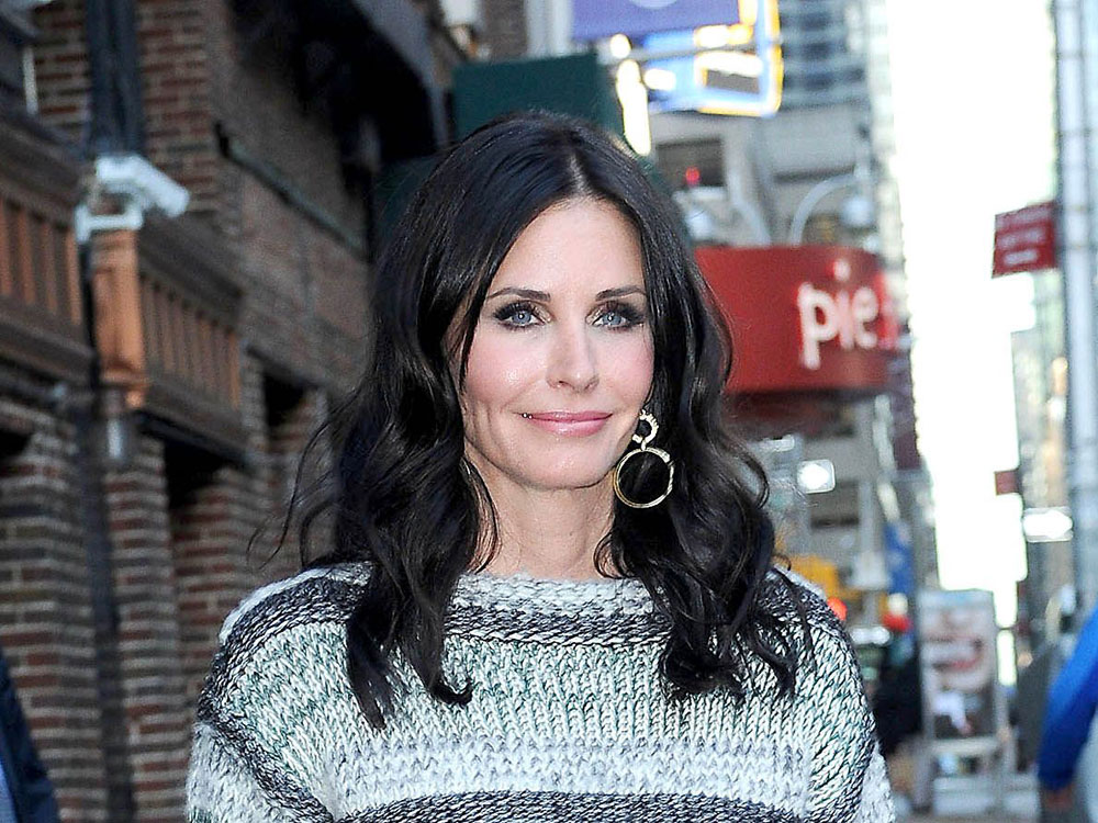Celebrity Plastic Surgery Courteney Cox