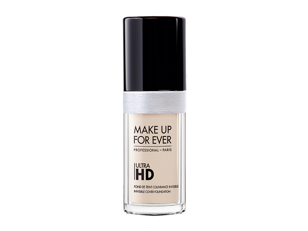 best foundation for pale skin Make Up For Ever Ultra HD Foundation