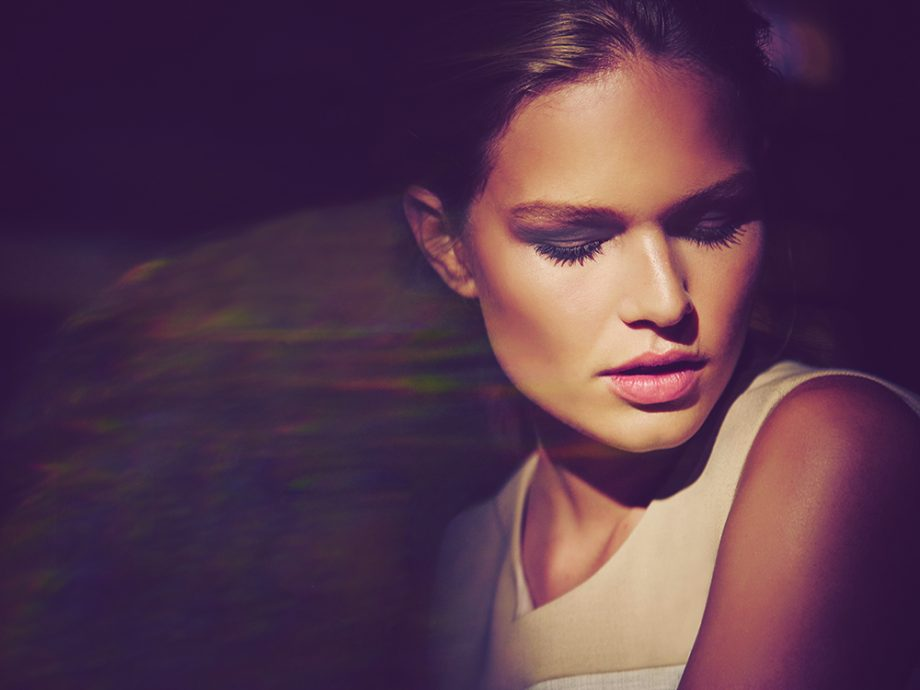 Anna Ewers: The seductive new face of Hugo Boss, The Scent ...