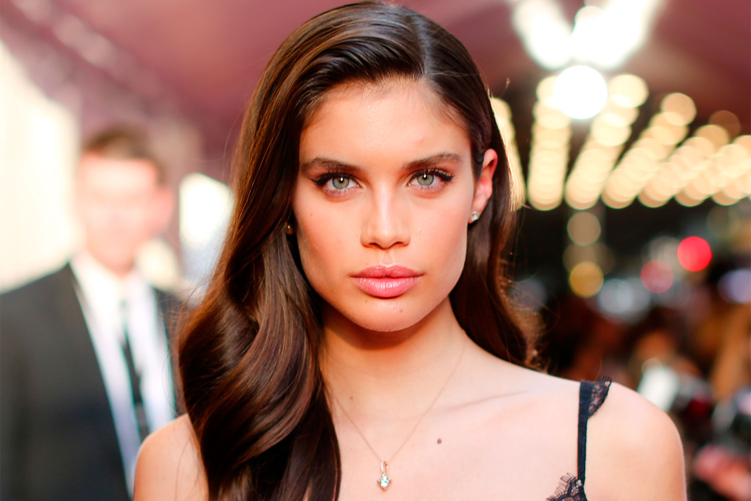 Sara Sampaio has a powerful message for the paparazzi who violated' her