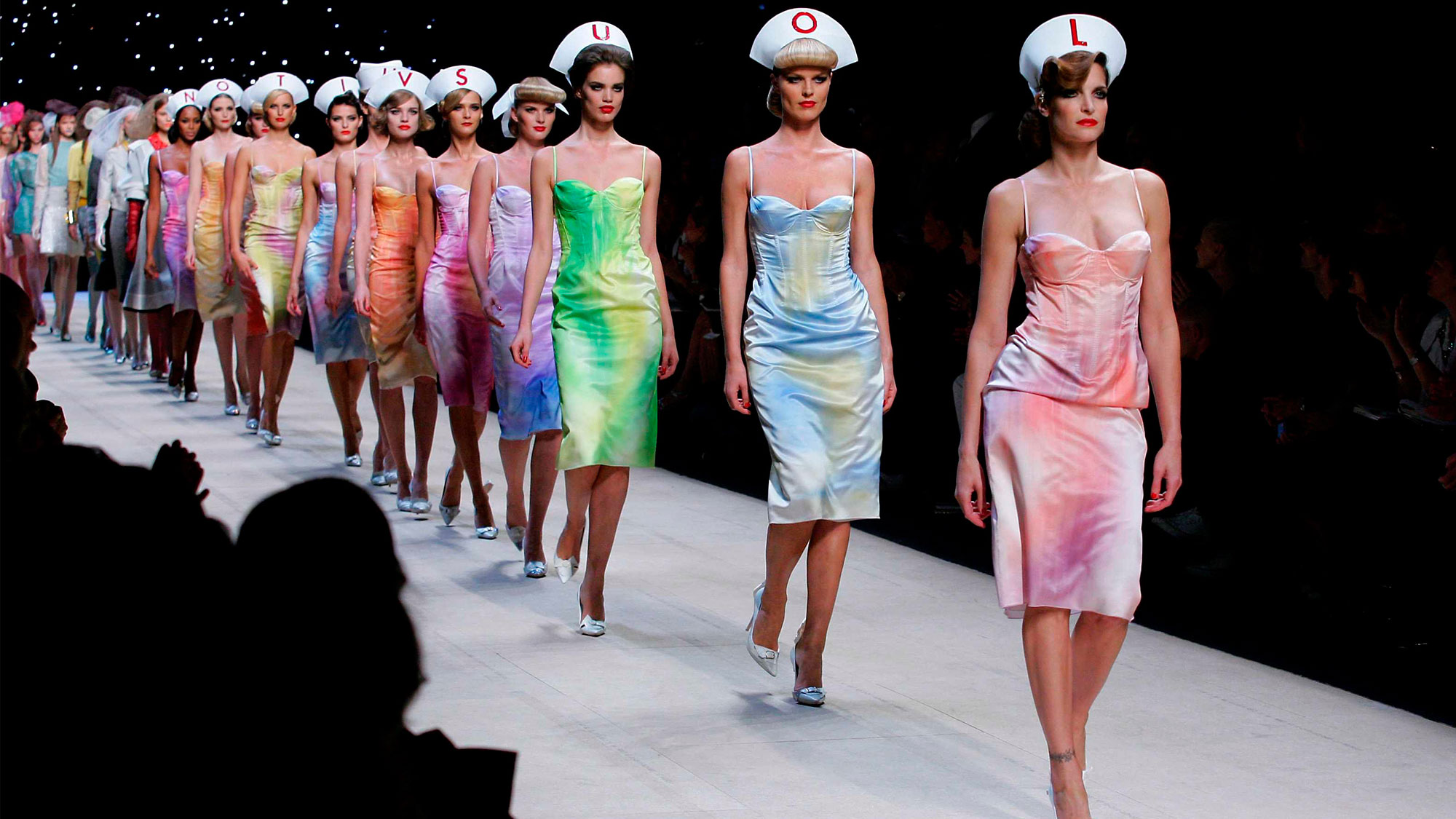 Louis Vuitton Fashion Shows The Best Ever Moments Archive