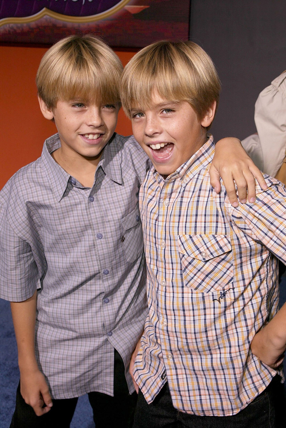 child actors then and now dylan and cole sprouse
