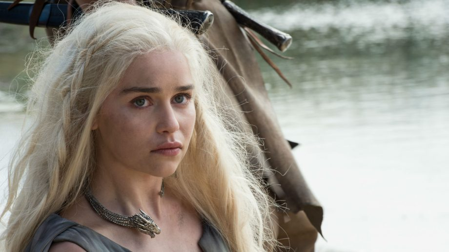 Emilia Clarke And The Game Of Thrones Creators Just Made A