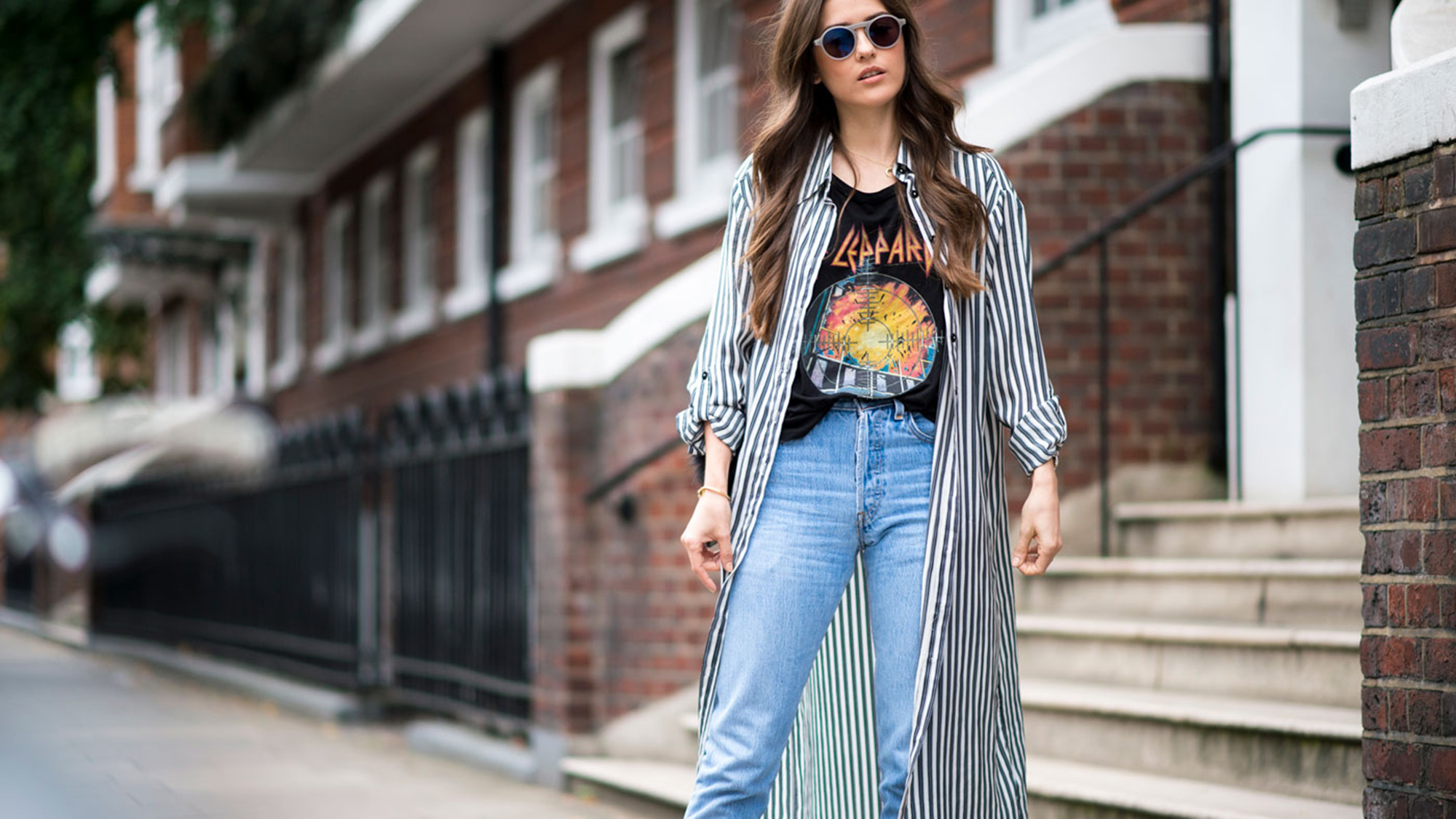 The style on the streets at london fashion week ss17 Girl fashion style london