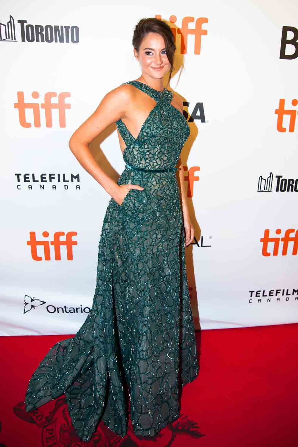 The dress he wore toronto - Toronto International Film Festival 2016 The Best Dressed Marie Claire