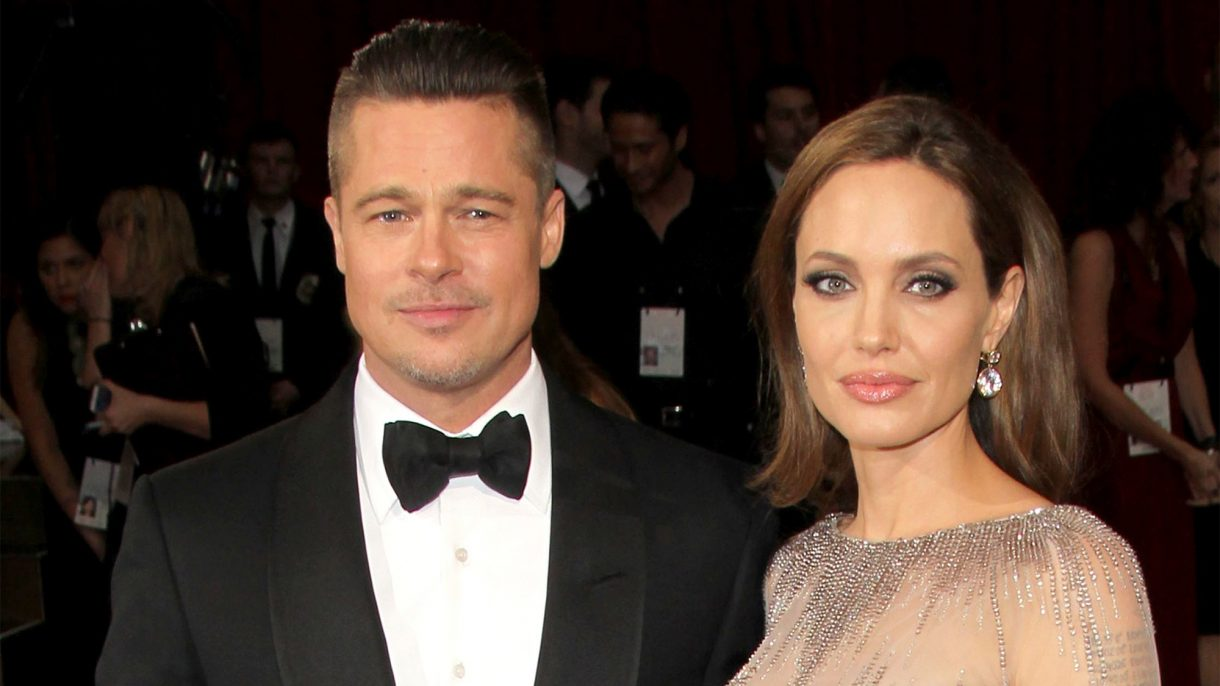 Angelina Jolie And Brad Pitt Divorce Pair Split After 11