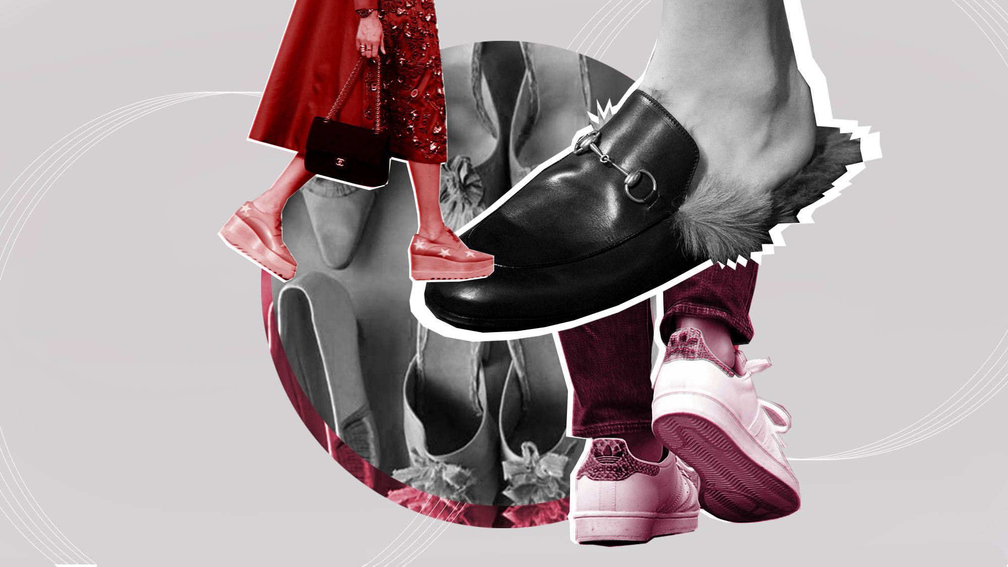 Trend Timeline: The definitive history of shoes