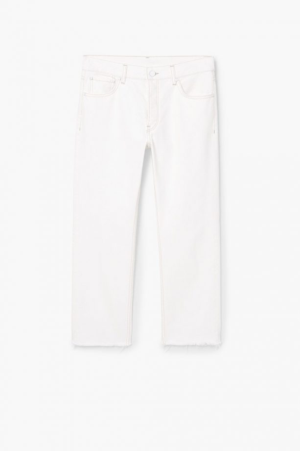Best White Jeans  daede58d6