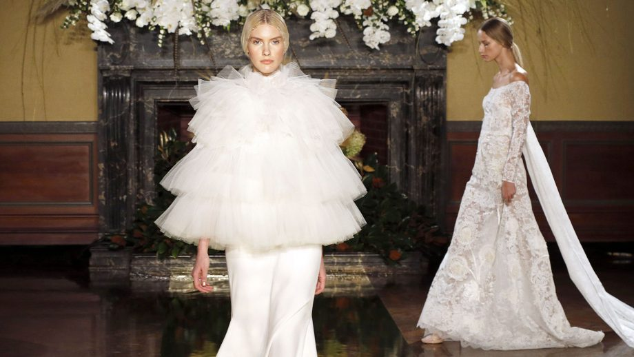 Bridal Fashion Week Fall 2017