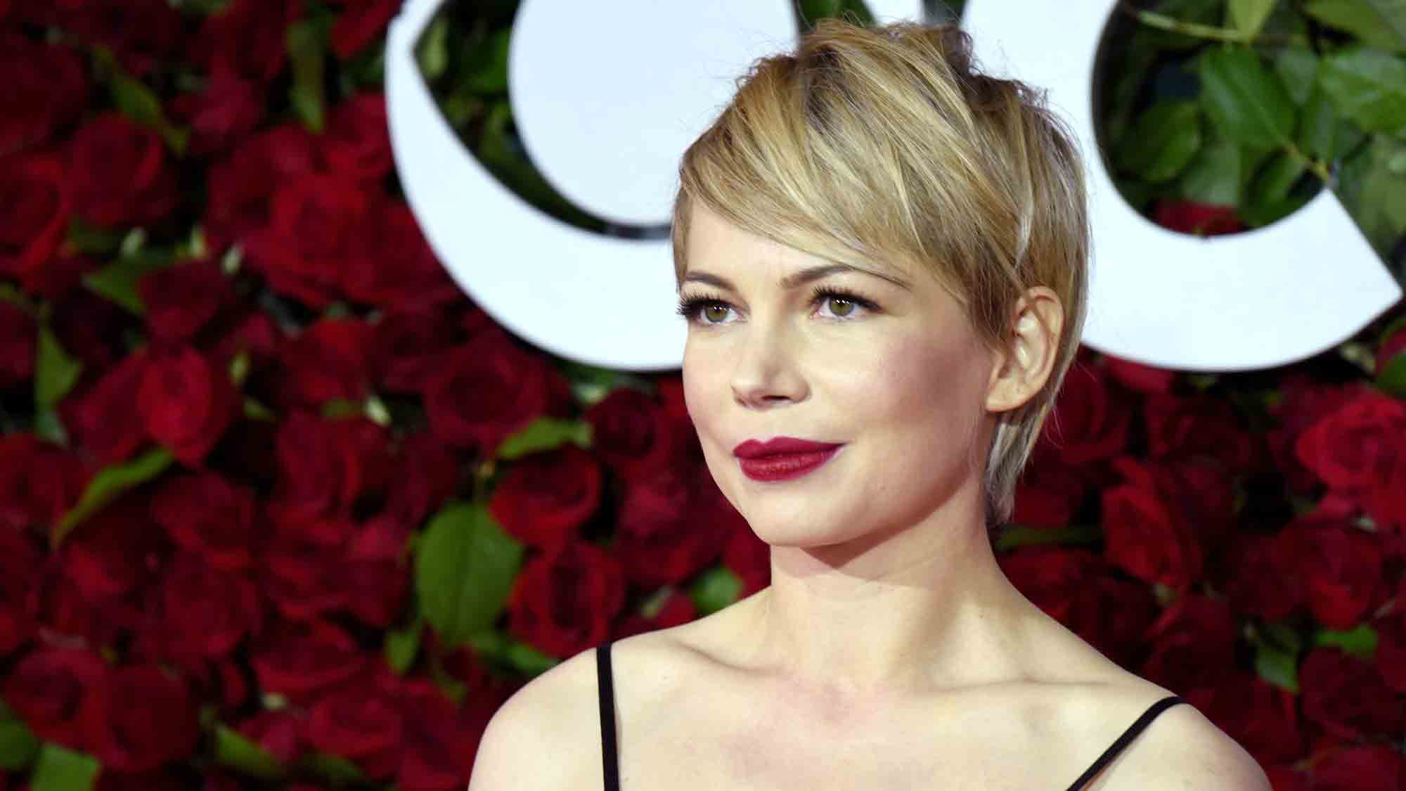 Michelle Williams is set to play Janis Joplin in new biopic photo