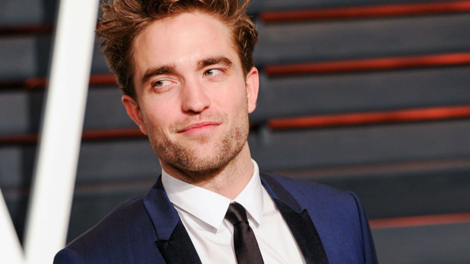 Robert Pattinson and his case of TMI