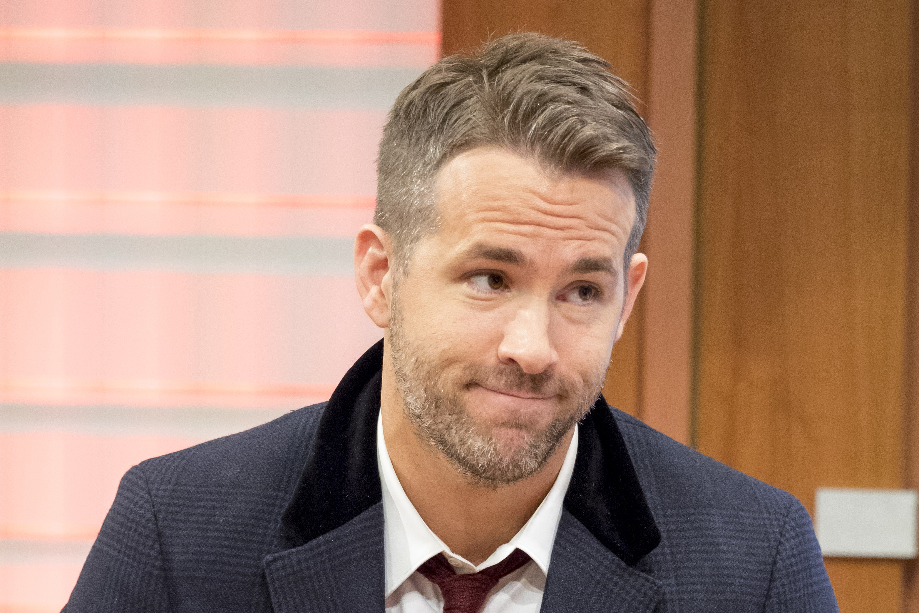 Watch Ryan Reynolds Is Every Parent in the World When It Comes to Traveling With His Children video