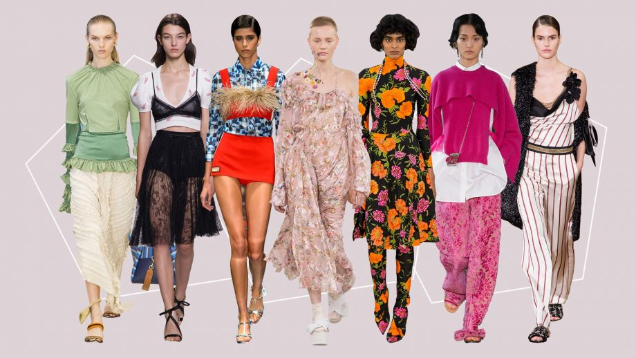 Ss17 Fashion Trend Report The Ultimate Guide To Next Season