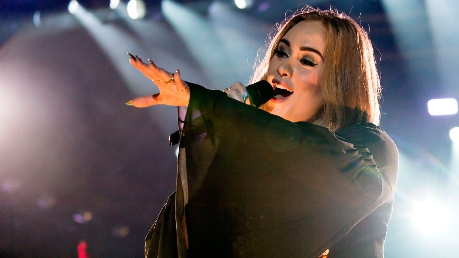 Adele Engaged