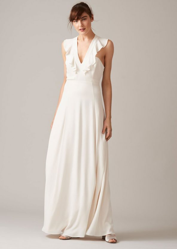 Whistles Wedding The Brand New High Street Bridal Collection