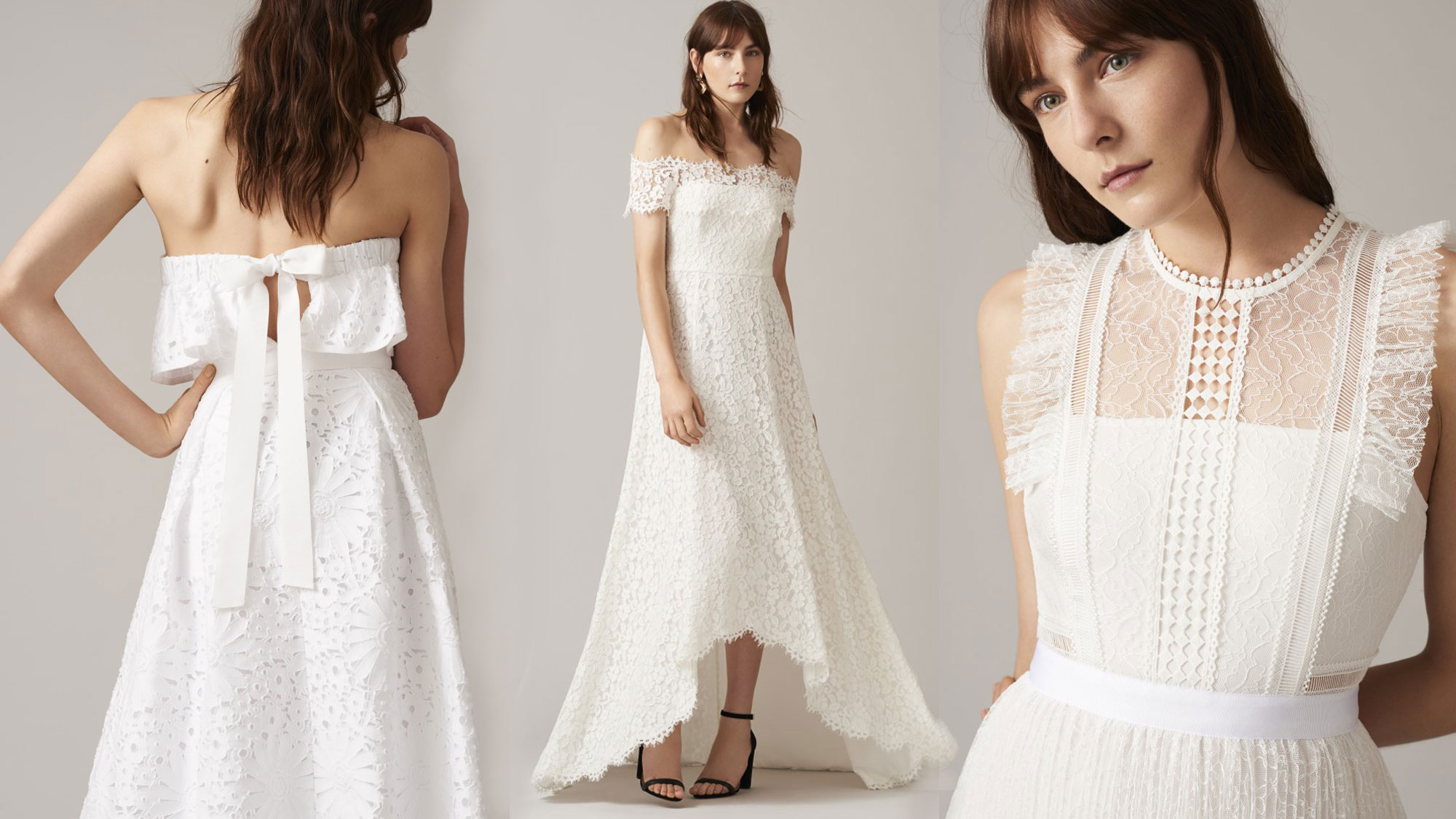 Whistles Wedding: The brand new high street bridal collection