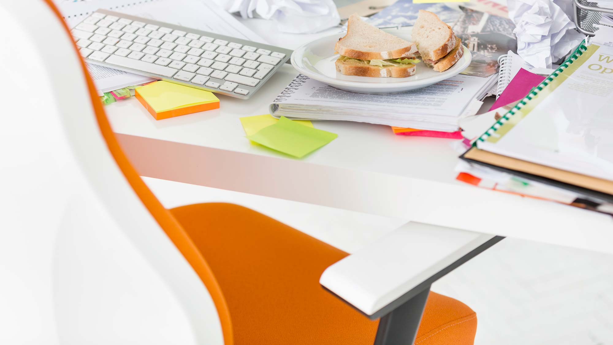 Are you an office snacker