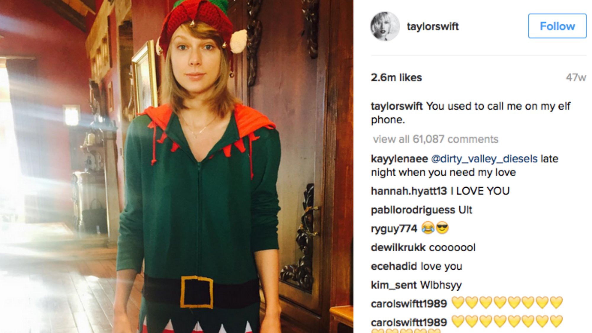 11 festive celebrity quotes to get us in the Christmas spirit