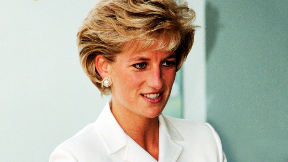 Princess Diana hair