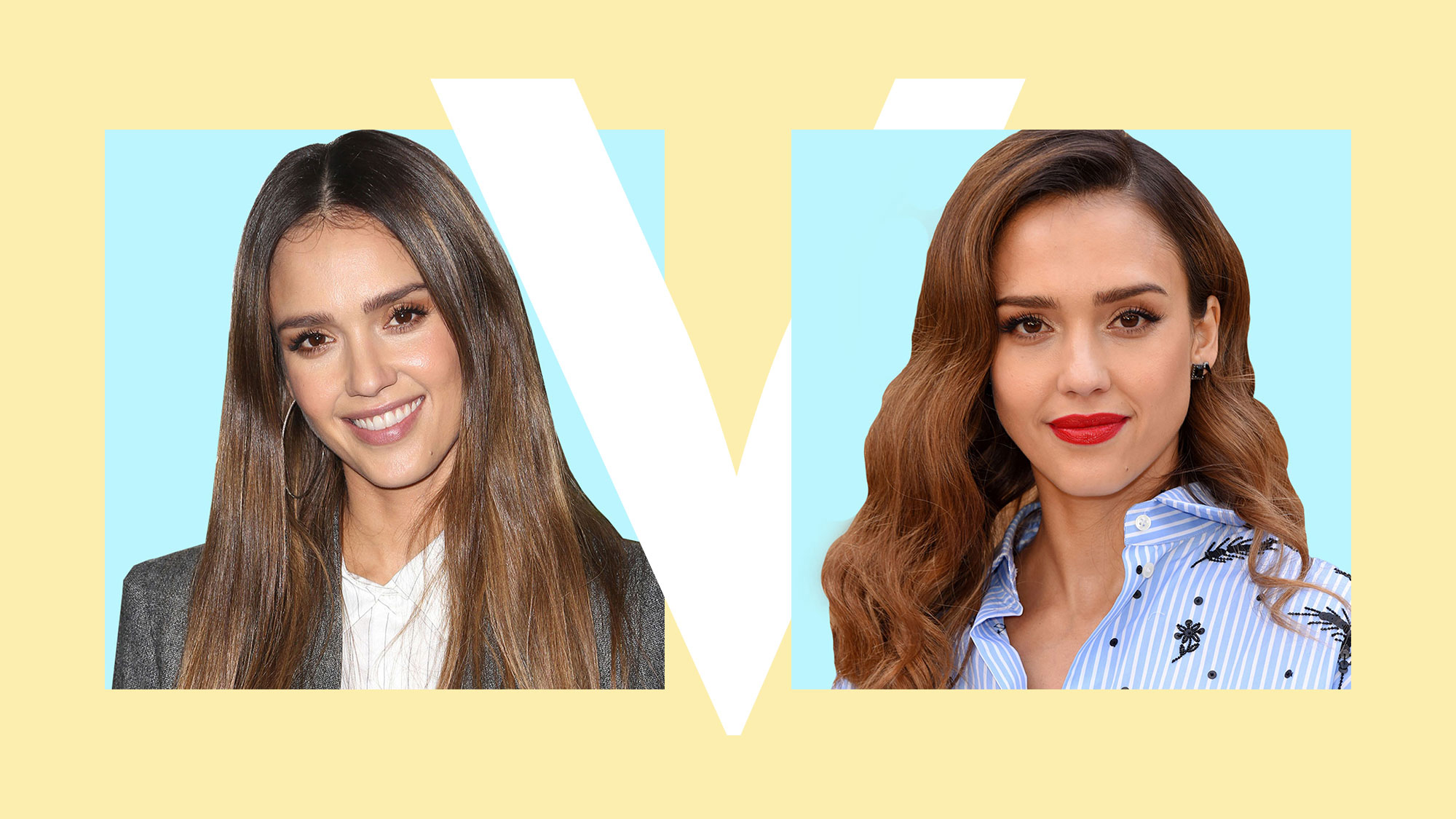 Curly Vs Straight Which Style Suits These Celebrities Best
