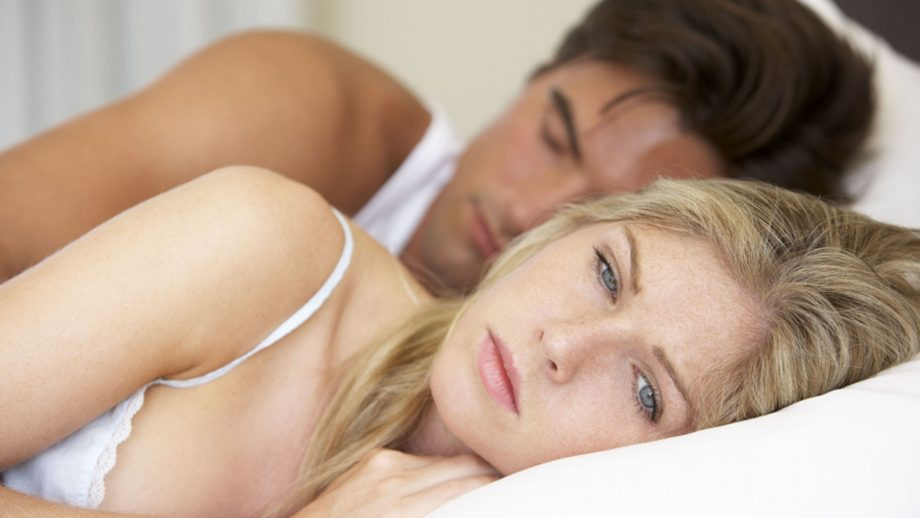 sleeping with your partner is bad for your health