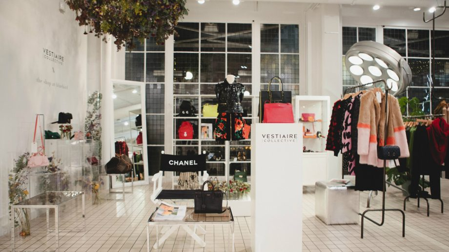2f749bac Vestiaire Collective has launched a must-see London pop-up